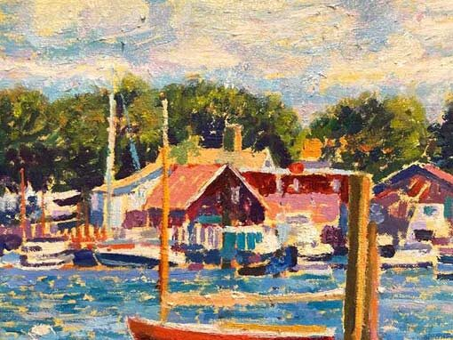 Osterville Historical Museum – Sam Barber – See the Show